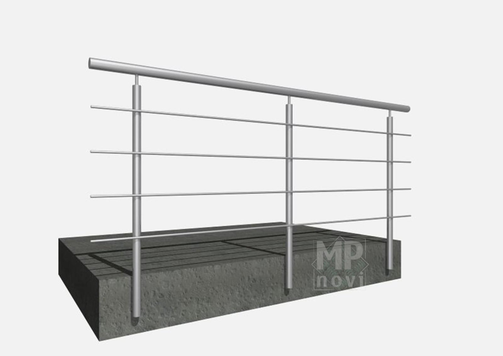 Standardowe balustrady 101