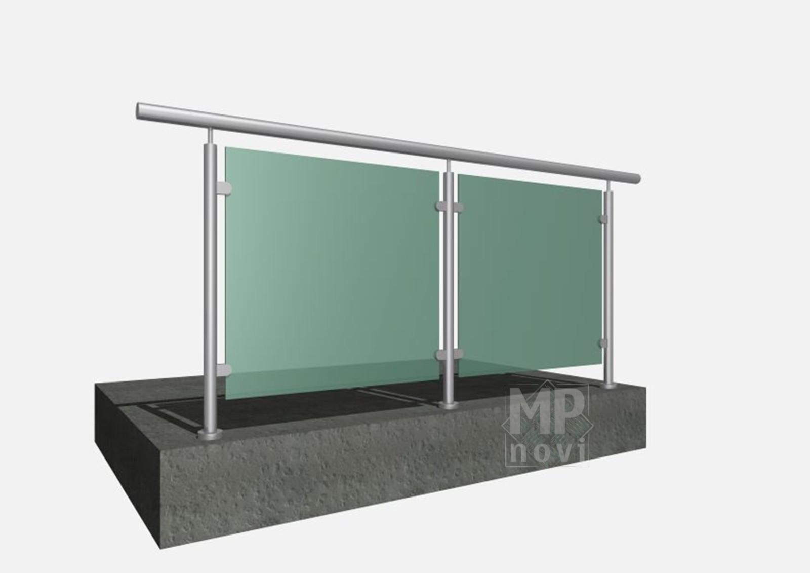 Standardowe balustrady 120