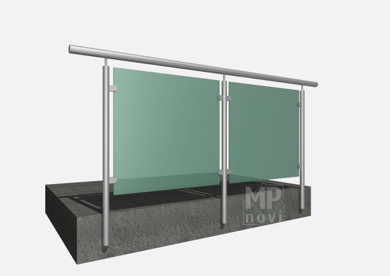Standardowe balustrady 121