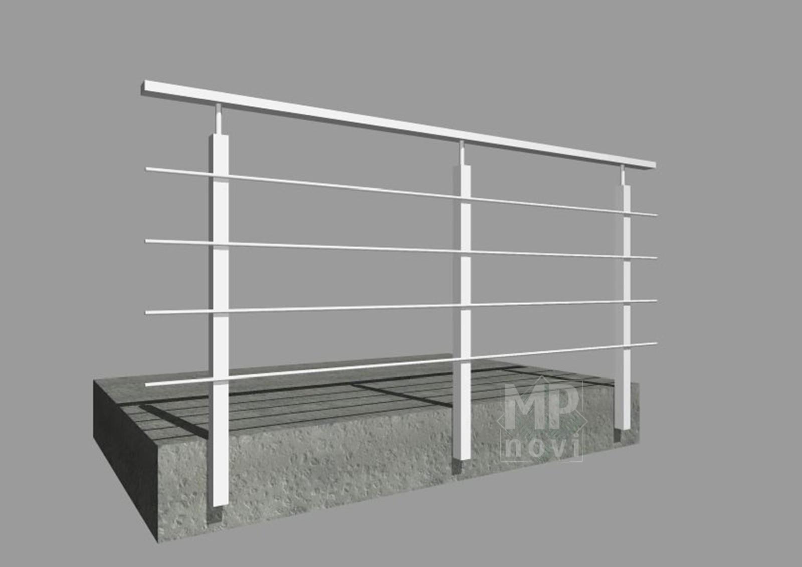 Standardowe balustrady 501