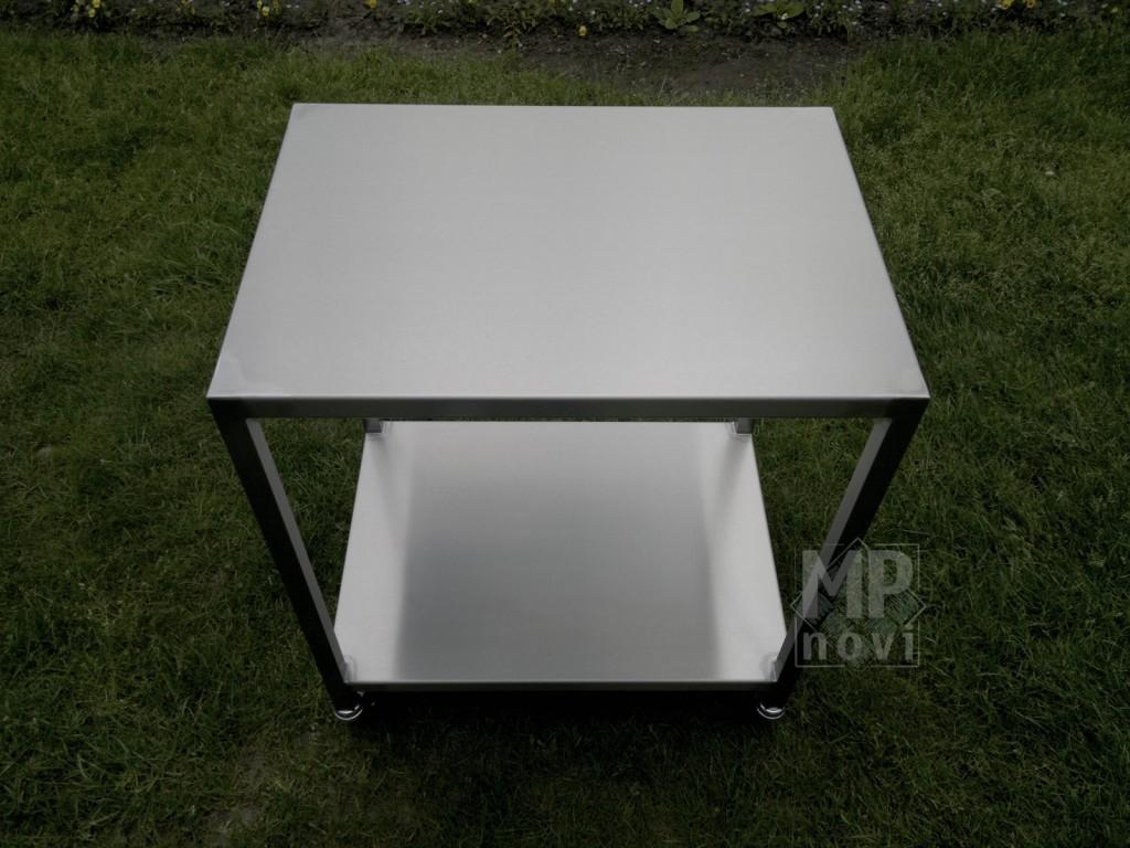Wyposażenie wnętrz - Stolik kuchenny mobilny